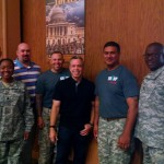 Ft Bliss SARP staff