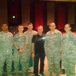 Fairchild AFB postshow 3
