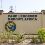 Camp Lemonnier entrance