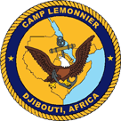 Camp Lemonnier medal