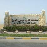 ISA Air Base entry