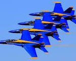 NAF El Centro blue angels