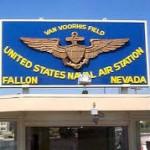 NAS Fallon entrance