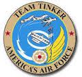 Tinker AFB emblem