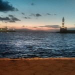 Chania Sunset dinner