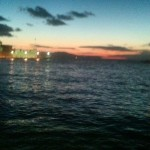 Chania sunset 2