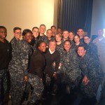 TSCHR Bernie w Sailors 1
