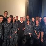 TSCHR Bernie w Sailors