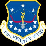 115th FW emblem
