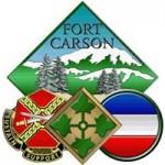 Ft Carson emblem