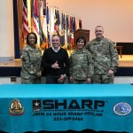 JBLM SHARP staff