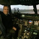 C-17 simulator