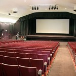 SHARKEY THEATER INSIDE